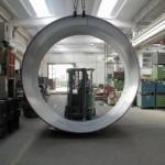 муфта диаметром 128 дюймов